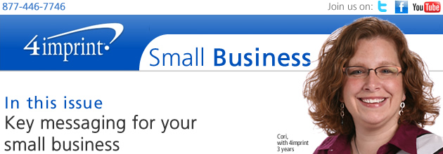 Key messaging for your small business