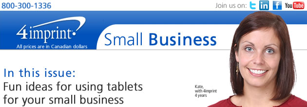 Fun ideas for using tablets and your small business