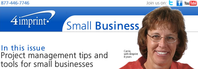 Project management tips and tools for small businesses