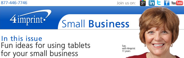 Fun ideas for using tablets for your small business