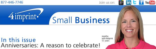 Anniversaries: A reason to celebrate!