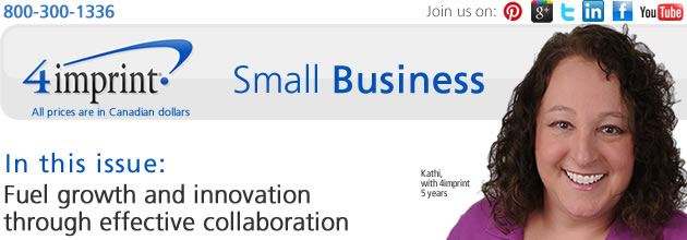 Small Business News: Fuel growth and innovation through effective collaboration