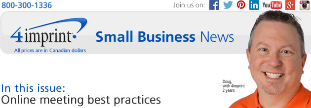 Small Business News: Online meeting best practices