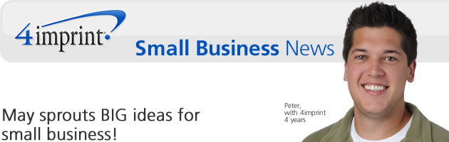 May Sprouts BIG ideas for small business!