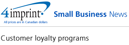 Small Business News: Customer loyalty programs