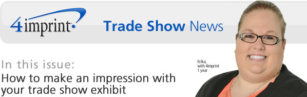 How to make an impression with your trade show exhibit